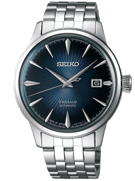 herren armbanduhren automatik seiko presage automatik herrenuhr srpb41j1 uhrcenter