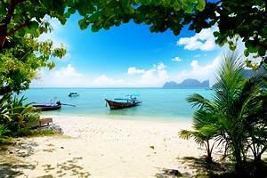 Die Schönsten Gartenbäume : das sind die sch nsten inseln in thailand ~ Michelbontemps.com Haus und Dekorationen