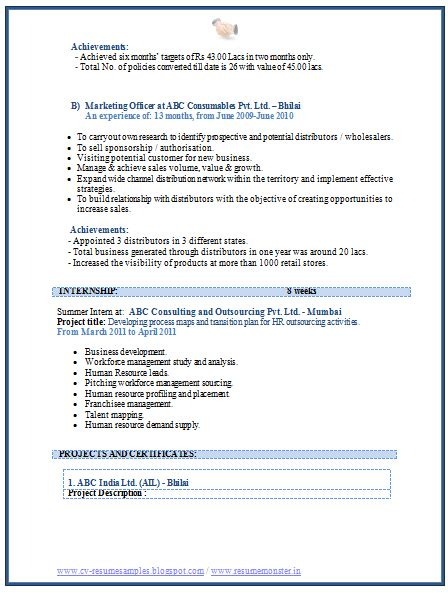 resume experience in marketing writing and publishing a scientific paper school of