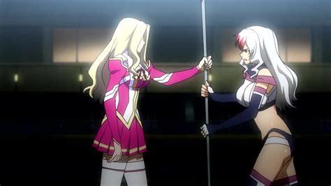 anime freezing episode 5 freezing vibration episode 2