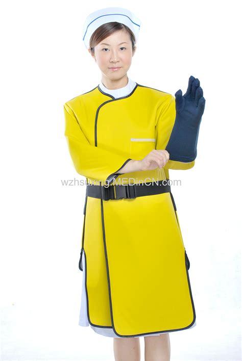 lead protective apron ray