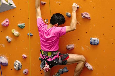 Indoor Rock Climbing Guide Help You Get Started