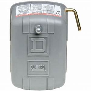 Square D Fsg2j21m4cp 30  50 Psi Standard Pressure Switch