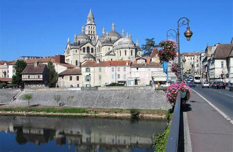 perigueux history geography points  interest