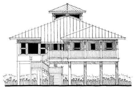 beachfront house plans coastal home design seagrass