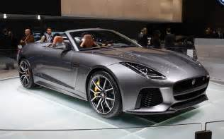 2017 Jaguar F Type Convertible