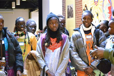 sports diplomacy  senegal empowering women  girls