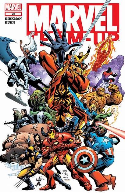 Marvel Team Vol Covers Comic 2006 Comics