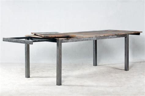 table carrée avec rallonge table rectangulaire avec rallonges edito duperr 233 table de repas consoles table