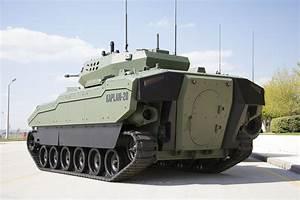 Turkish FNSS Kaplan Next-Generation Armored Combat Vehicle ...