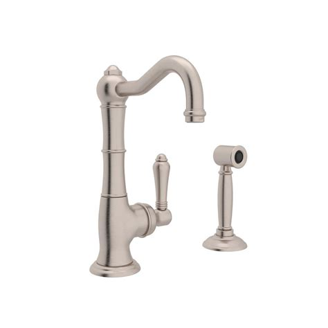 rohl satin nickel faucet satin nickel rohl faucet