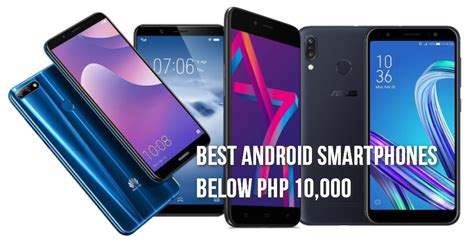 android smartphones   pesos   late