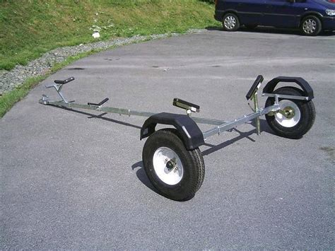 Windsurfing DINGHY TRAILER Photo