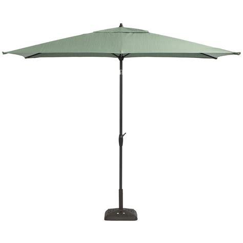Hton Bay Umbrella Cover by Hton Bay Patio Umbrella Replacement Canopy Home Depot