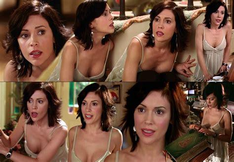 Sexy Ladies Of Charmed - Celebrity Porn Photo - Celebrity ...