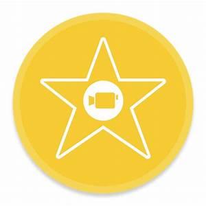 iMovie Icon | Button UI App Pack Two Iconset | BlackVariant