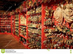 Vast, Array, Of, Holiday, Ornaments, On, Display, In, The, Christmas, Store, Faneuil, Hall, Boston, 2016