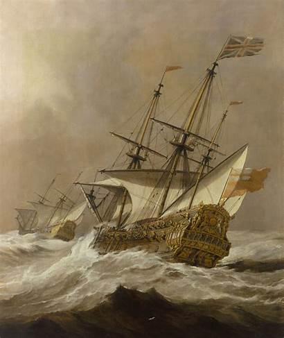 Resolution Hms Wikipedia Gale Velde Van Ship
