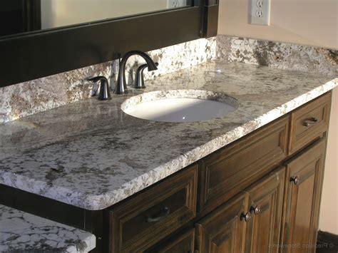 bathroom vanity countertops ideas bathroom cost of granite bathroom countertops ideas