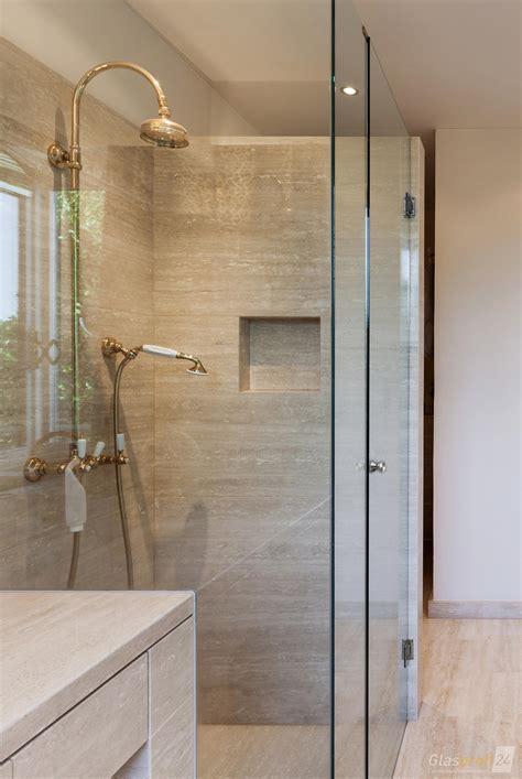 dusche aus glas vsg exklusiv dusche ohne dichtungen nach ma 223 glasprofi24