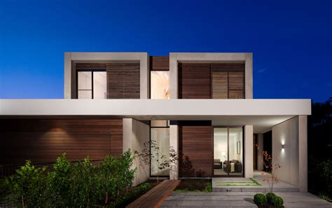 A White And Wood House For A Stylish Family by Modern White Wood Houses Ideas Inspirations Aprar