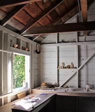 Rustic Garage Interior Ideas
