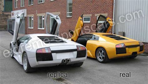 fake lamborghini vs real licence to speed for malaysian automotive kit cars