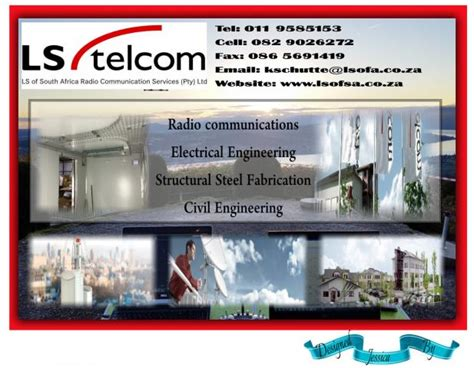 citronella ls south africa ls of south africa radio communication services