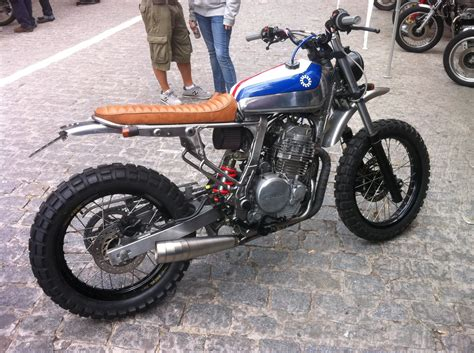Honda Dirt Bike Custom