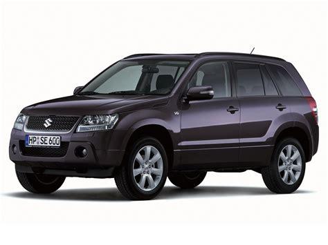 Suzuki Grand Vitara 5 Doors  2008, 2009, 2010, 2011, 2012