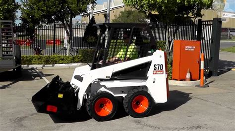 bobcat  mini skid steer loader  southern tool equipment youtube