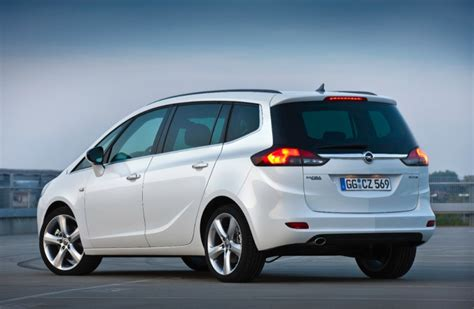 Opel Gm by Opel Launches Zafira Tourer Mpv In China Gm Authority