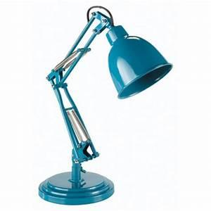 Lampe Bleu Canard : style aventuriers maisons du monde ~ Teatrodelosmanantiales.com Idées de Décoration