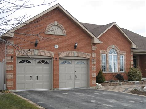 walk through garage door residential walk through garage door installation repair hudson valley d d doors