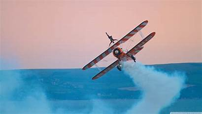 Wallpapers Aircraft Stunts Desktop 4k Airplane Aviation