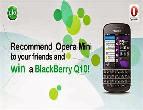 welcome to gidi freebies opera mini from glo promo
