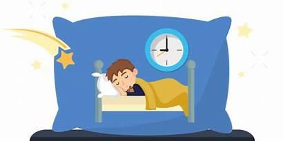 Sleep Clipart Proper Sleeping Better Child Well