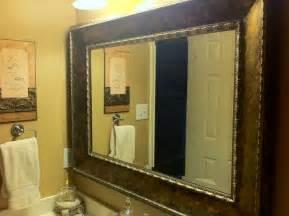designer mirrors for bathrooms designer tricks of the trade bathroom re design designs by tamela