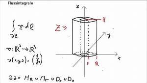 Oberfläche Eines Würfels Berechnen : beispiele der integrationsrechung fluss durch die oberfl che eines hohlzylinders youtube ~ Themetempest.com Abrechnung