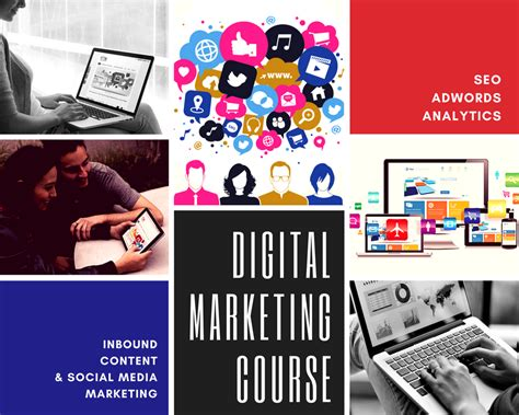 Digital Media Courses by 3 Day Digital Marketing Social Media For Business Course