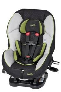 baby week giveaway 4 evenflo triumph convertible carseat