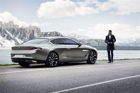 Bmw Officially Unveils Pinifarina Bmw Gran Lusso Coupe