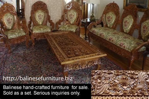 Furniture For Sale by Home Furniture Bali Indian Influence Asian Furniture