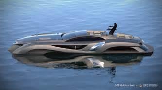 yacht designer xhibitionist superyacht concept luxury yacht charter superyacht news