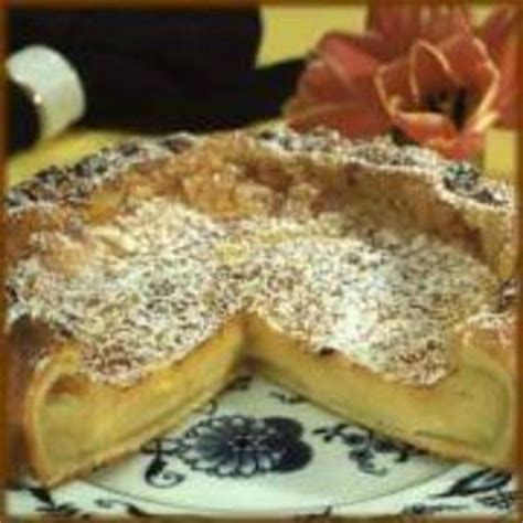 gooey butter cake recipe  history whats cooking america