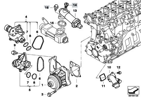 E46 Parts by Original Parts For E46 330d M57 Touring Engine