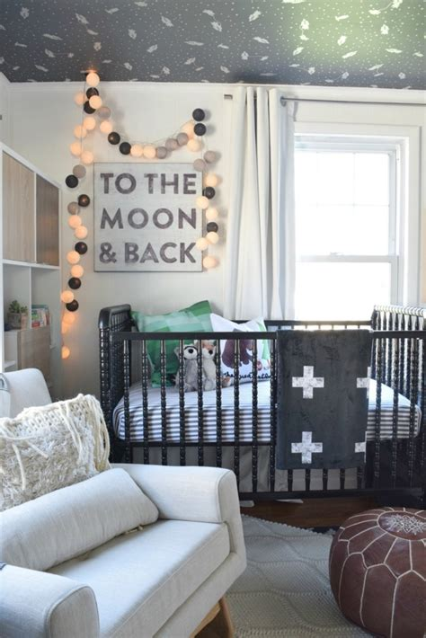 baby boy crib our baby boys nursery reveal nesting with grace