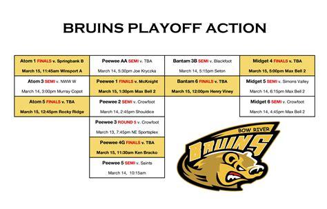 subway championships bruins done well playoff hockey