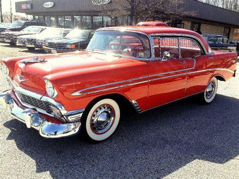 1956 Chevrolet Bel Air For Sale #1921704  Hemmings Motor News