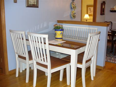 storage tables for kitchen kitchen table with storage underneath white home 5891